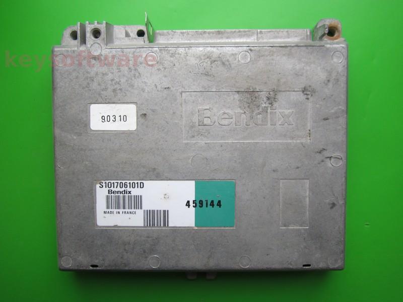 ECU Volvo 440 1.7 459144 S101706101D Bendix
