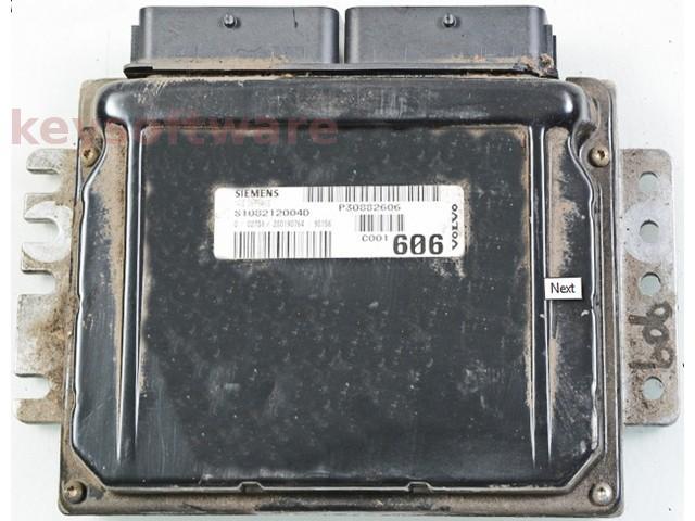 ECU Volvo V40 2.0 S108212004D {