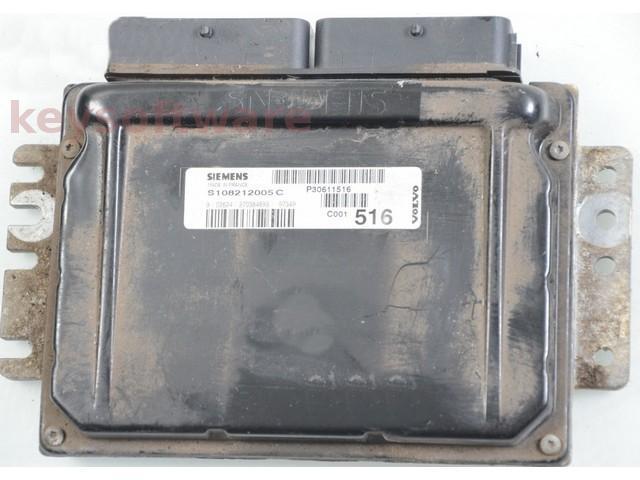 ECU Volvo V40 2.0 S108212005C {