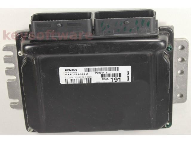 ECU Volvo V40 2.0 S110921022A {