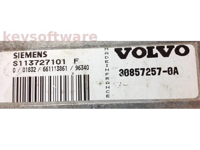ECU Volvo S40 2.0 S113727101F Fenix5 {