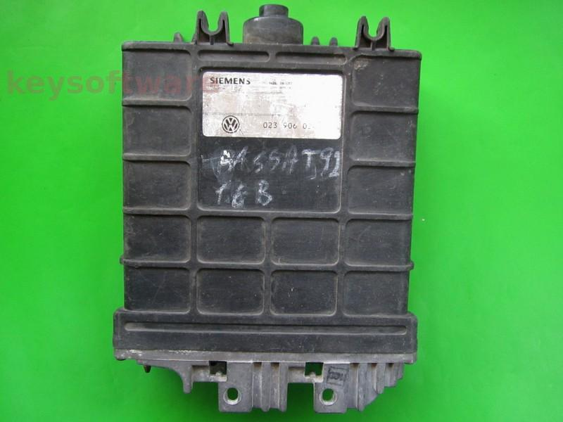 ECU VW Passat 1.6 023906024F SME-N