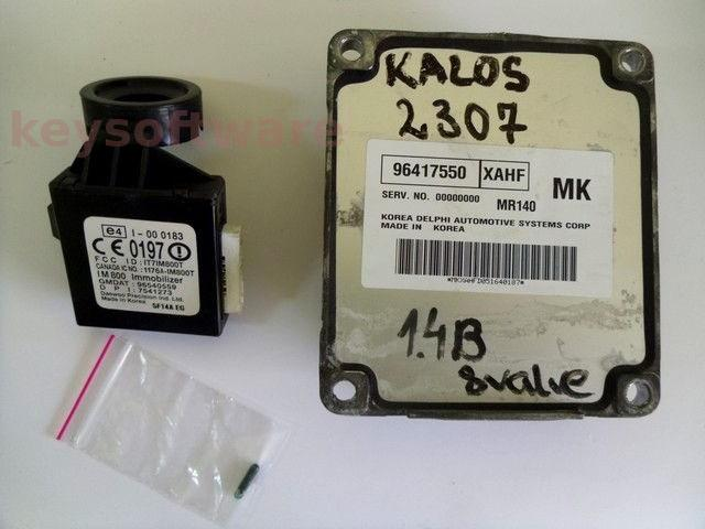 KIT Chevrolet Kalos 1.4 96417550 MR140