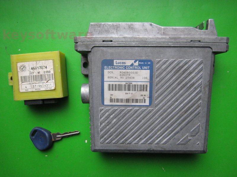 KIT Fiat Bravo 1.9TD 46473984 R04080003E DCN