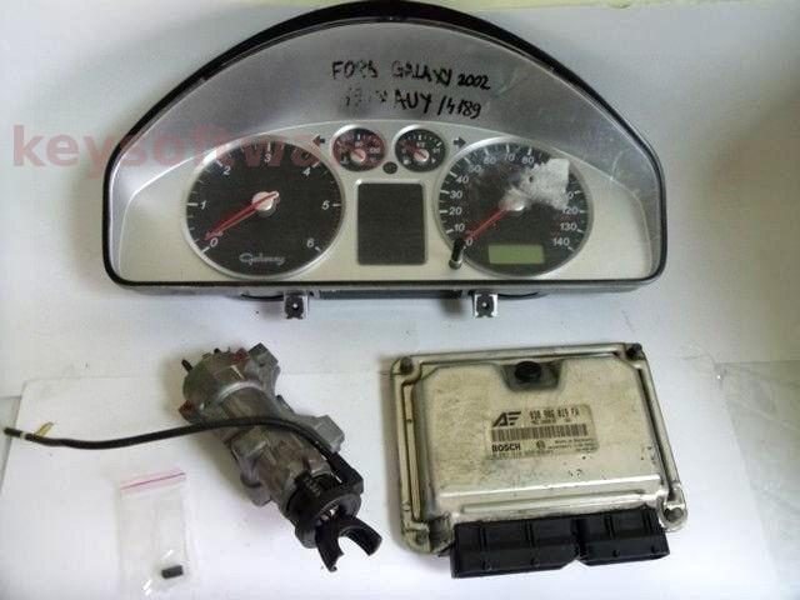 KIT Ford Galaxy 1.9TDI YM21-12A650-KB EDC15P+ AUY