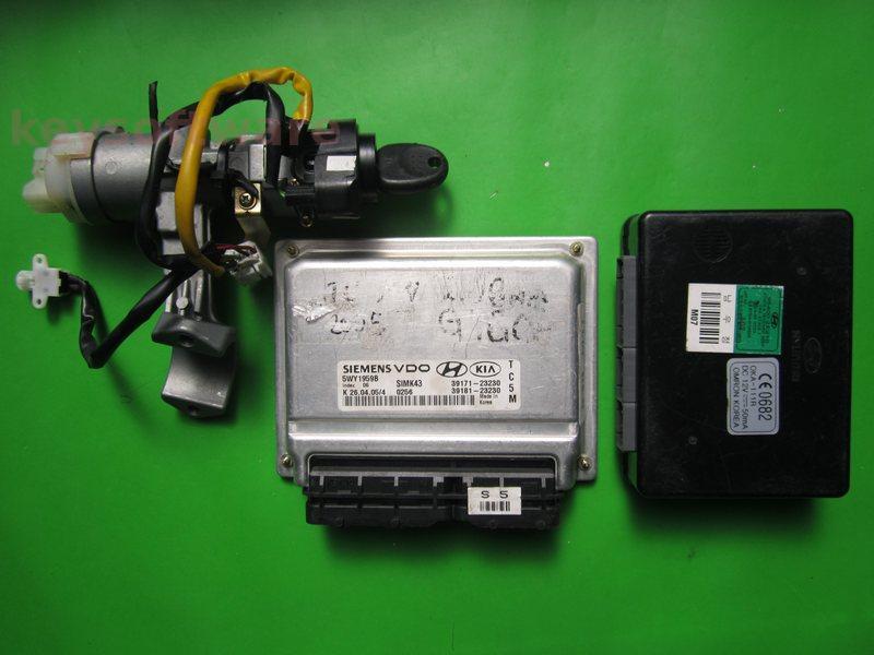 KIT Hyundai Tucson 2.0 39171-23230 5WY1959B SIMK43