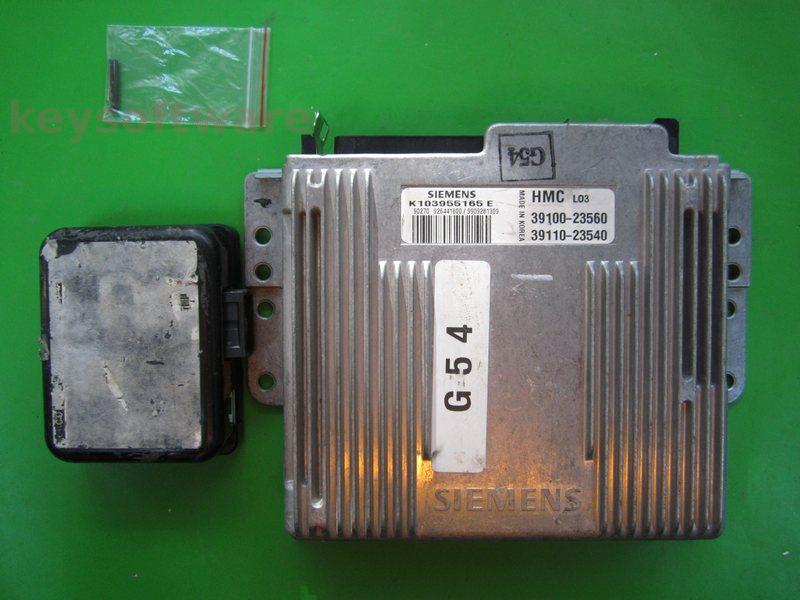 KIT Hyundai Coupe 2.0 39100-23560 K103955165E Fenix5