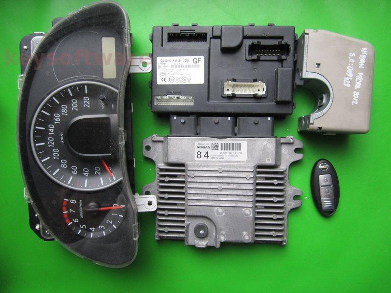 KIT Nissan Micra 1.2 DEA040-020