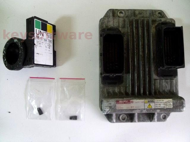 KIT Opel Combo 1.7CDTI 898074-1500 DEC C30