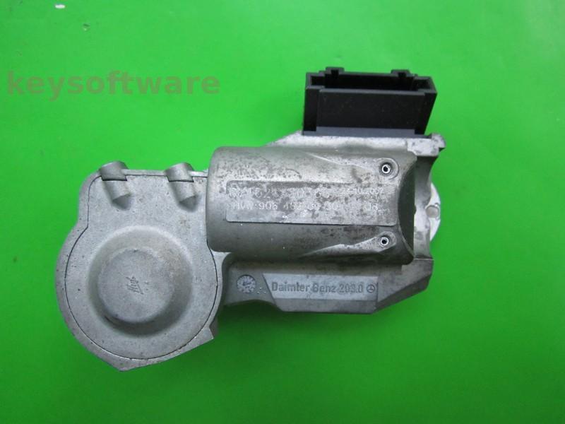 ALTELE: IMMO VW Crafter 9064620030 blocator
