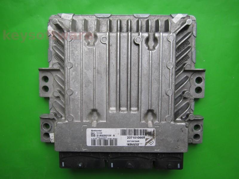 ECU Dacia Duster 1.5DCI 237101066R S180095104A SID306 { +