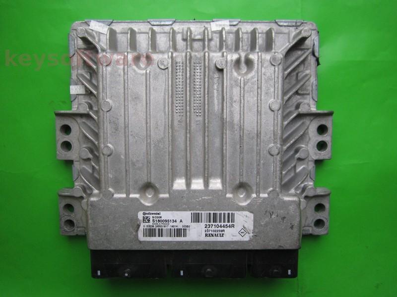 ECU Dacia Duster 1.5DCI 237104454R S180095134A SID306