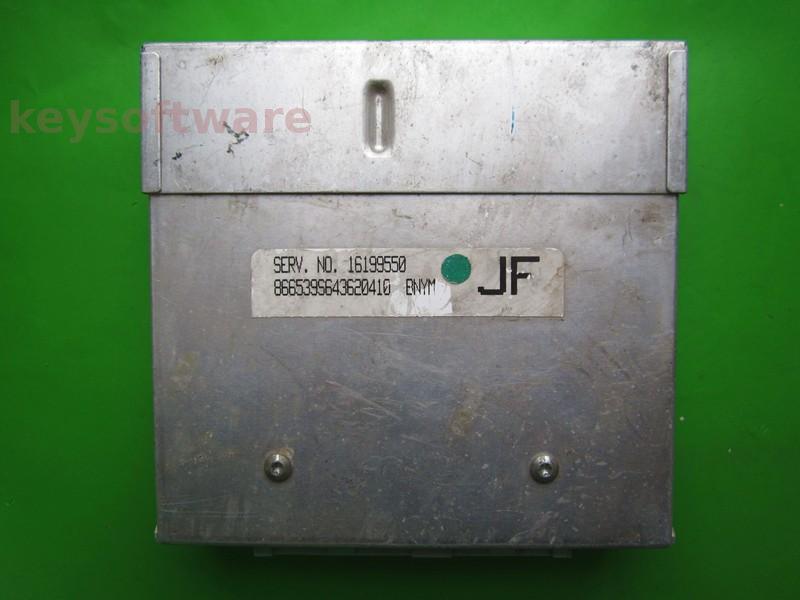 ECU Daewoo Espero 1.6 16199550 BNYM JF bleu
