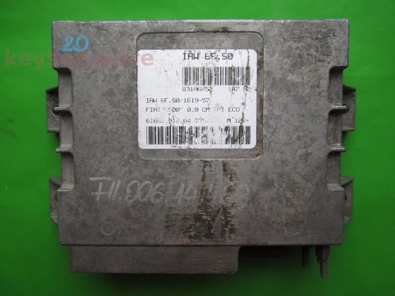 ECU Fiat 500 1.1 7754649 IAW 6F.S0