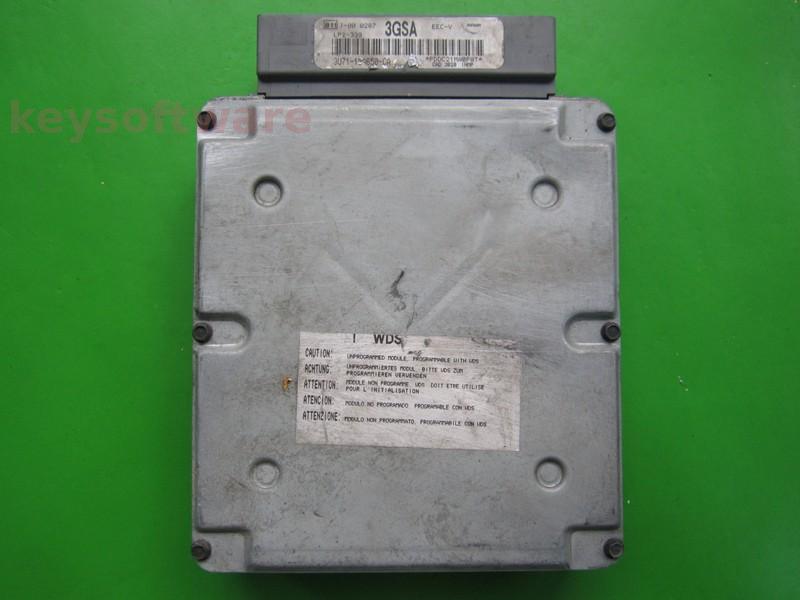 ECU Ford 3U71-12A650-CA LP2-339