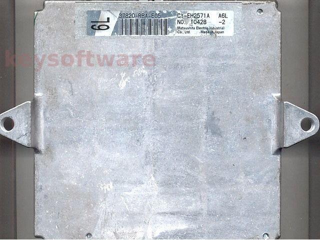 ECU Honda Accord 2.0 37820-RBA-E05