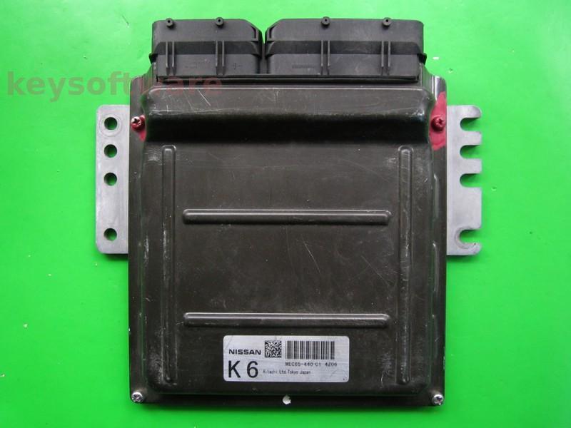 ECU Infiniti FX35 MEC65-440