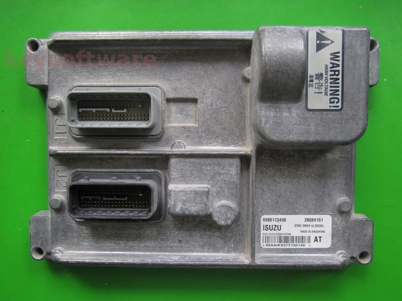ECU Isuzu D-Max 3.0 8980173458