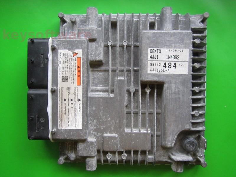 ECU Isuzu N-Serie 3.0 98242484 M5.2.2