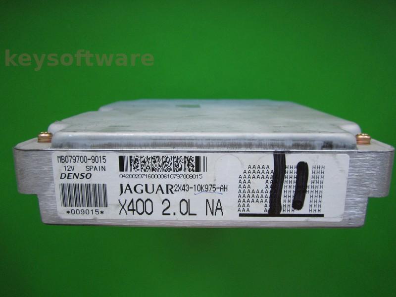 ECU Jaguar X-Type 2.0D 2X43-10K975-AH {