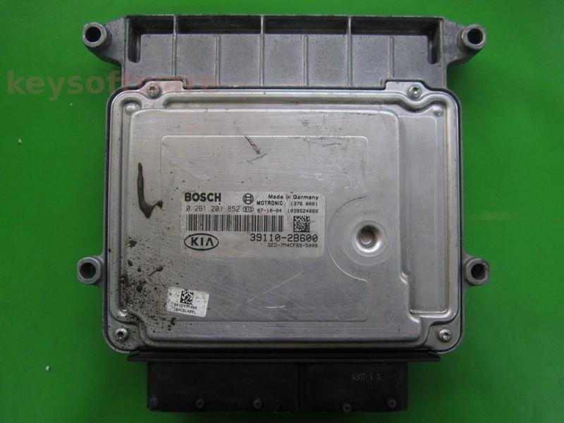 ECU Kia Ceed 1.4 39110-2B600 0261201852 M7.9.8