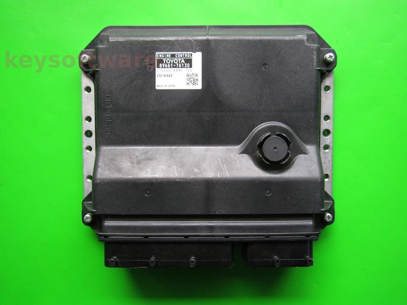 ECU Lexus CT200H 1.8 89661-76130 275500-8440