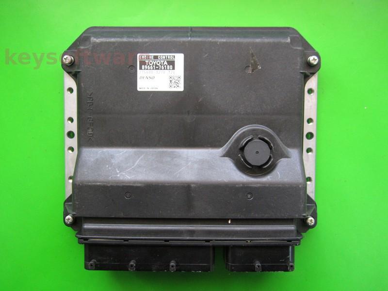 ECU Lexus CT200 1.8 89661-76180 275600-3270
