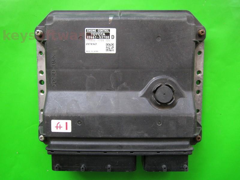 ECU Lexus IS220 2.2 89661-53700 175800-7704