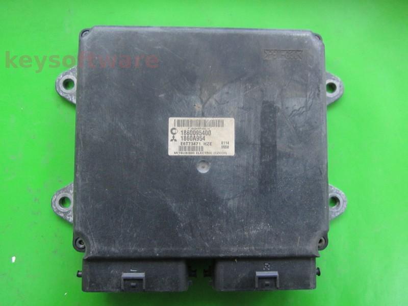 ECU Mitsubishi Colt 1.1 1860A954 1860095400