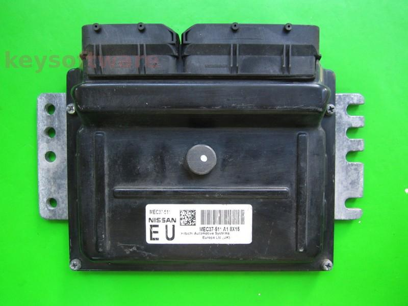 ECU Nissan Note 1.4 MEC37-511 EU