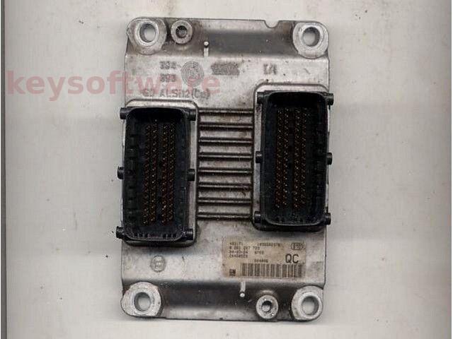 ECU Opel Agila 1.0 24420559 0261207723 Z10XEP ME7.6.1 RESETAT