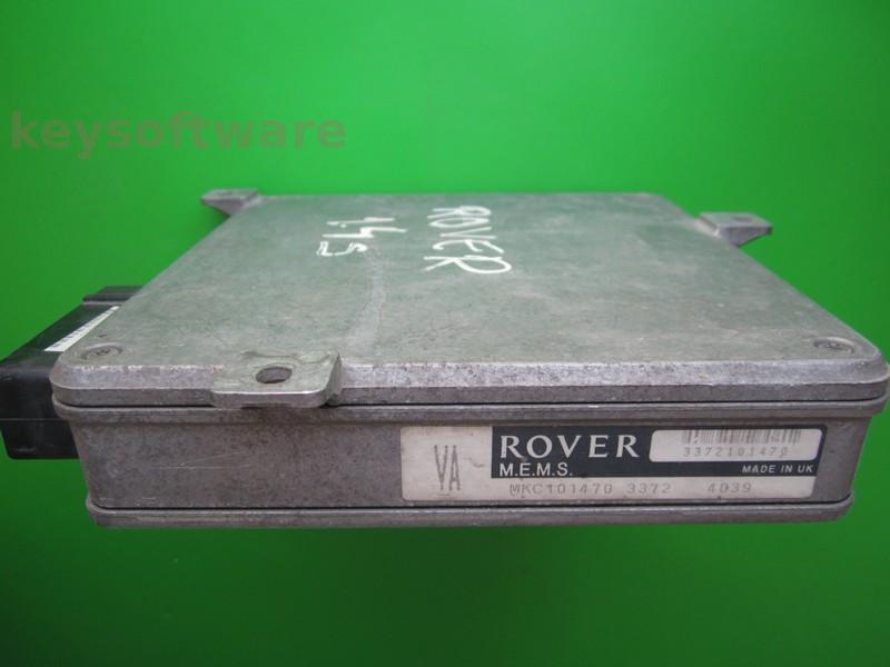 ECU Rover 214 1.4 MCK101470 VA
