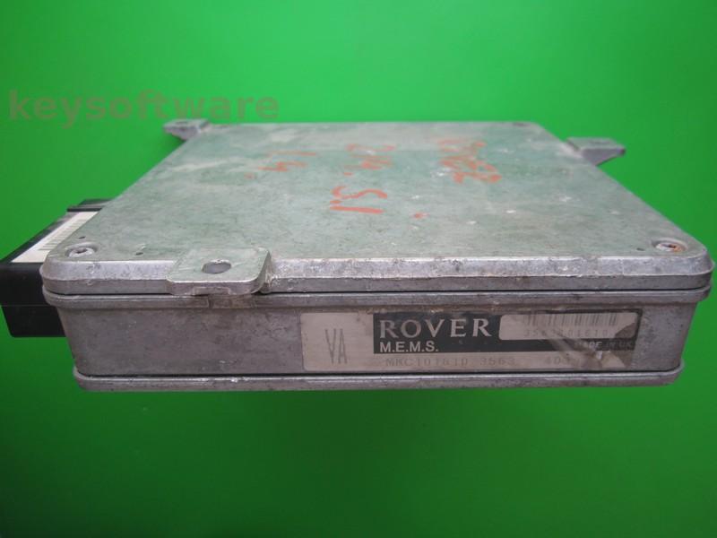 ECU Rover 214 1.4 MKC101610 VA