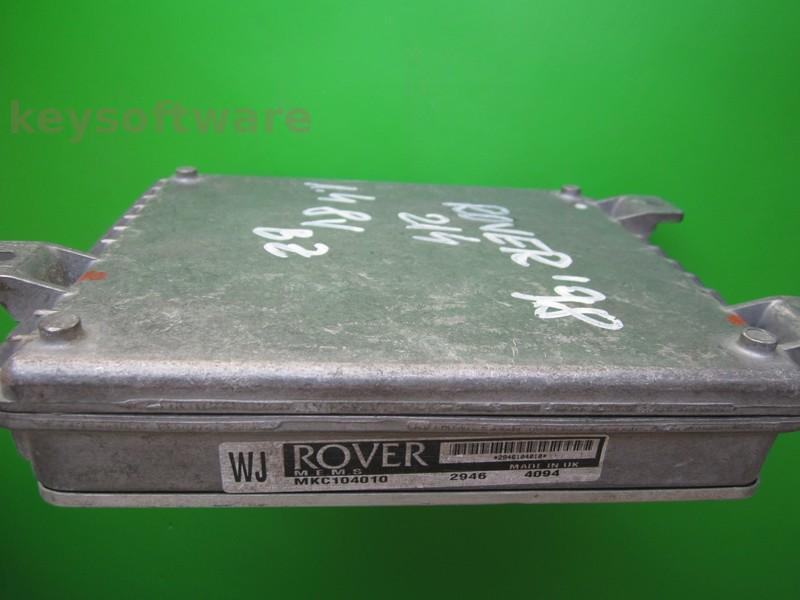 ECU Rover 214 1.4 MKC104010 WJ
