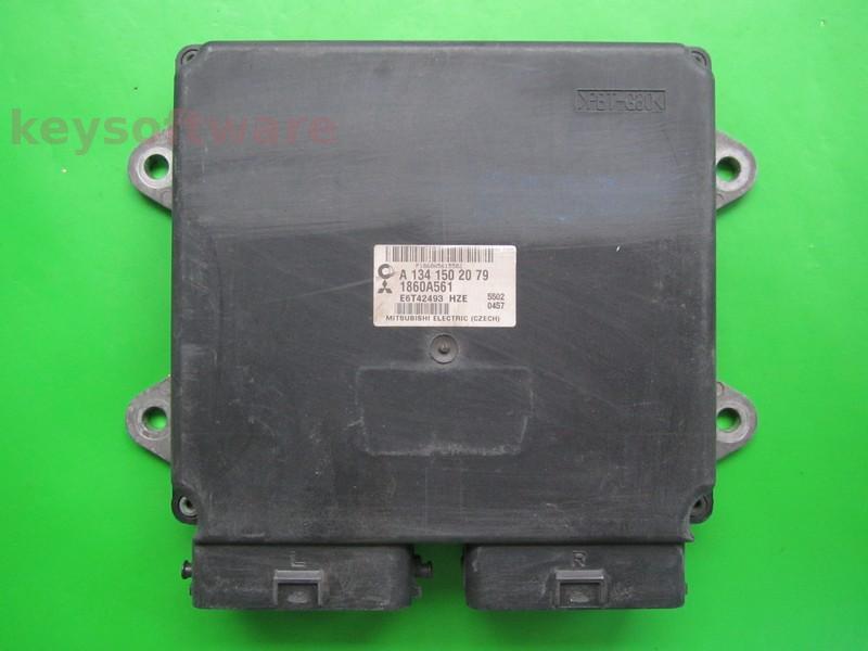 ECU Smart Forfour 1.1 A1341502079 1860A561