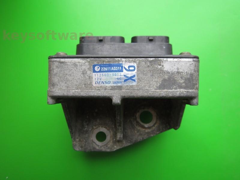 ECU Subaru Forester 2.0 22611AD311 112500-0012