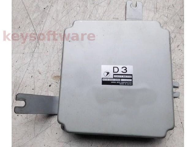 ECU Subaru Impreza 2.0 22611AE710 D3 {