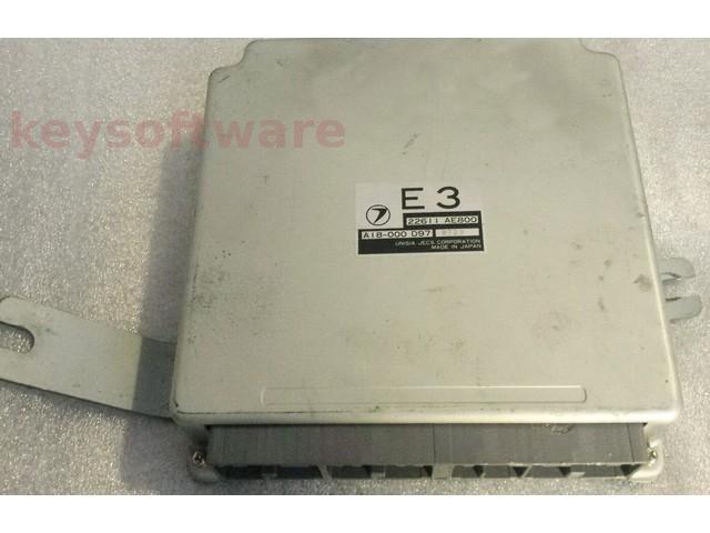 ECU Subaru Impreza 2.0 22611AE800 E3 {