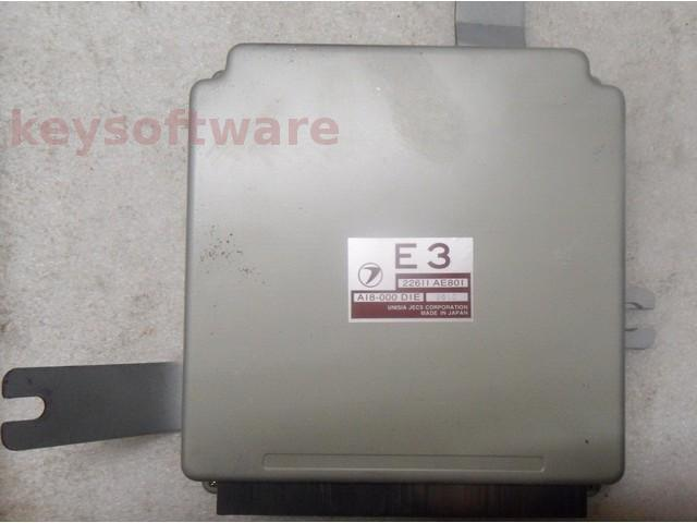 ECU Subaru Impreza 2.0 22611AE801 E3 {