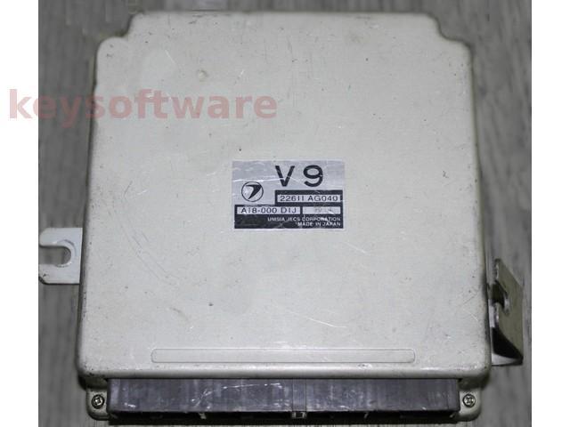 ECU Subaru Forester 2.0 22611AG040 V9 {
