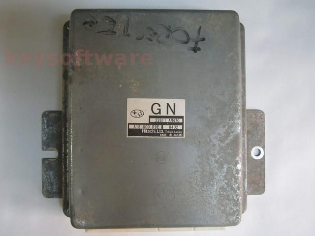 ECU Subaru Forester 2.0 22611AN470