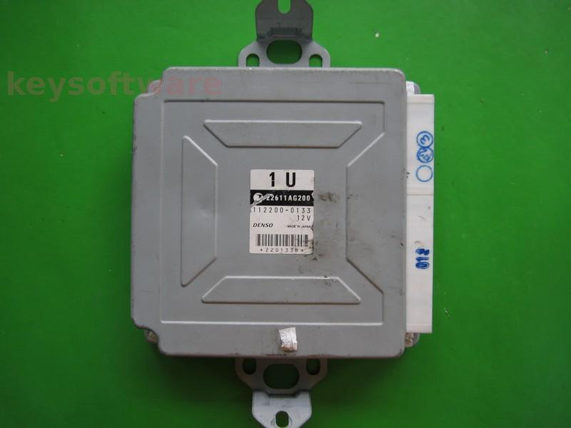 ECU Subaru Forester 2.0 22611AG200 112200-0133