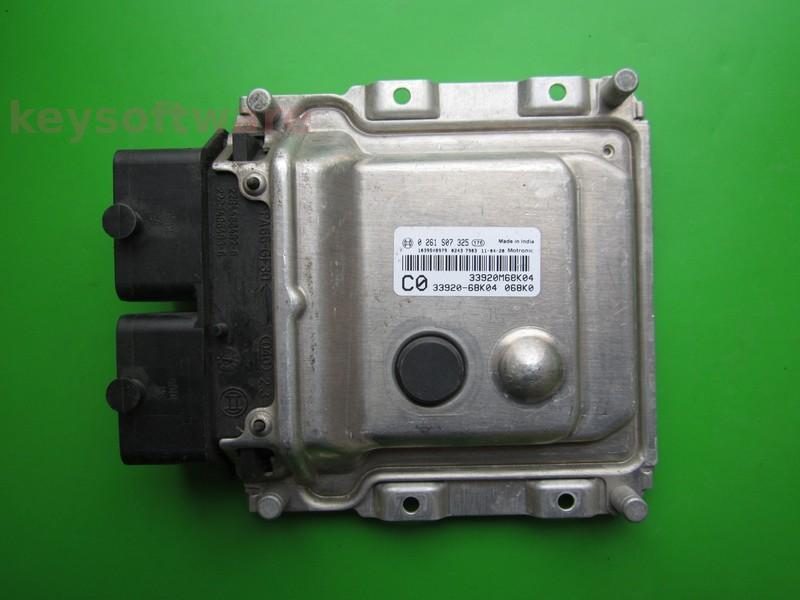ECU Suzuki Alto 1.0 33920-68K04 0261S07325 ME17.9.5