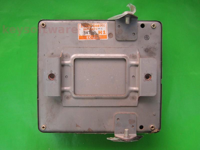 ECU Suzuki Grand Vitara 1.6 33920-56B70 E2T41371