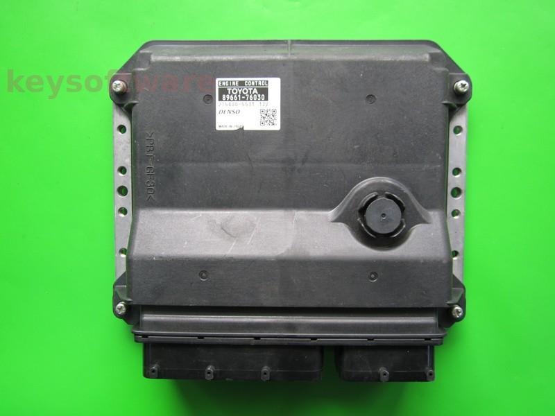 ECU Lexus CT200 2.2 89661-76030 275400-5531