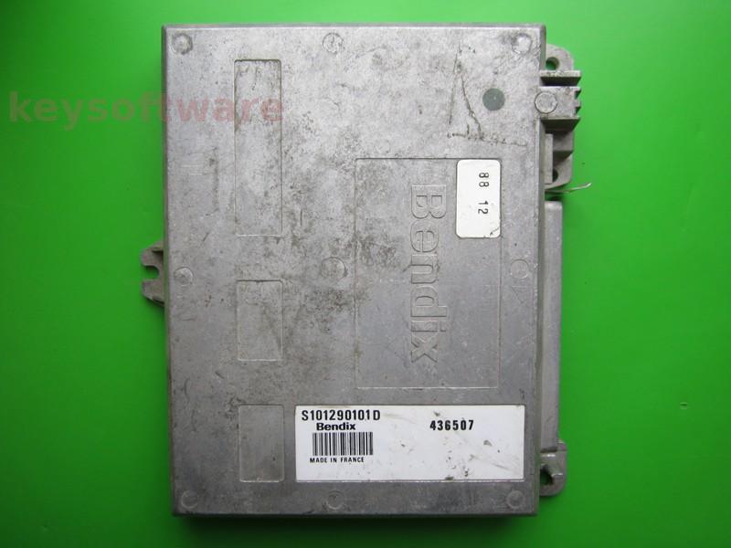 ECU Volvo 440 1.7 436507 S101290101D Bendix